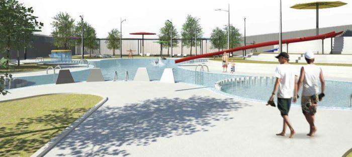 La Diputació i la Generalitat assumiran el 80 % de la nova piscina d'estiu d'Alberic