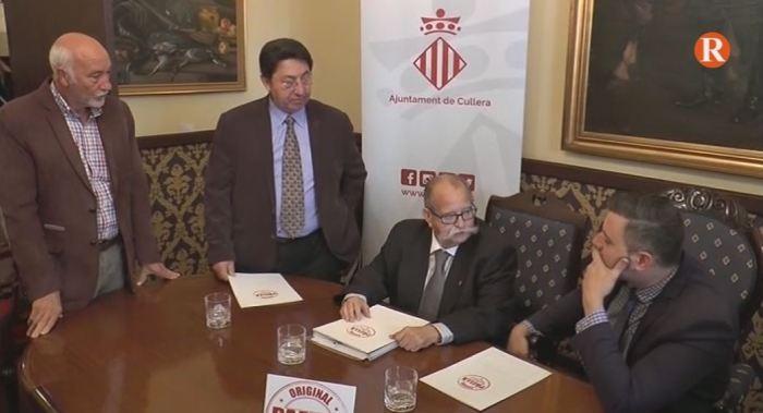 Ajuntament i hostalers presenten les principals novetats del concurs de Paella de Cullera