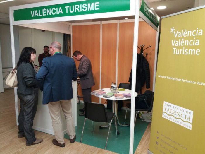 """El Patronat de Turisme promociona la destinació """"València i les seues comarques"""" a Madrid i Bilbao"""
