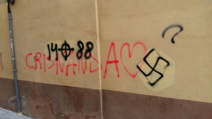 Ciudadanos Alzira condena las recientes pintadas de simbología nazi que se han producido en nuestra ciudad