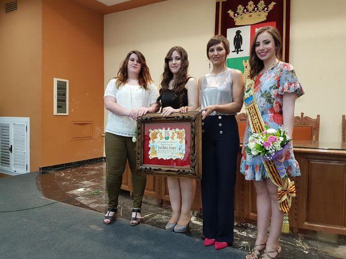 Ana Boiza Araque es nombrada Reina de las Fiestas de Benifaió 2017