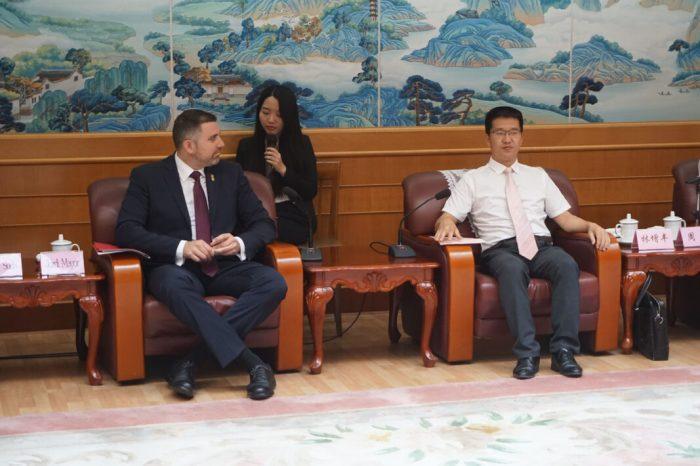 Cullera recupera l'agermanament amb la ciutat xinesa de Rui'an