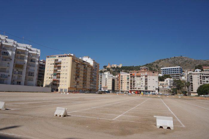 Cullera crea 200 noves places d'estacionament per a l'estiu