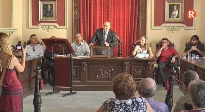José Vicente Alemany és el nou alcalde d'Alginet