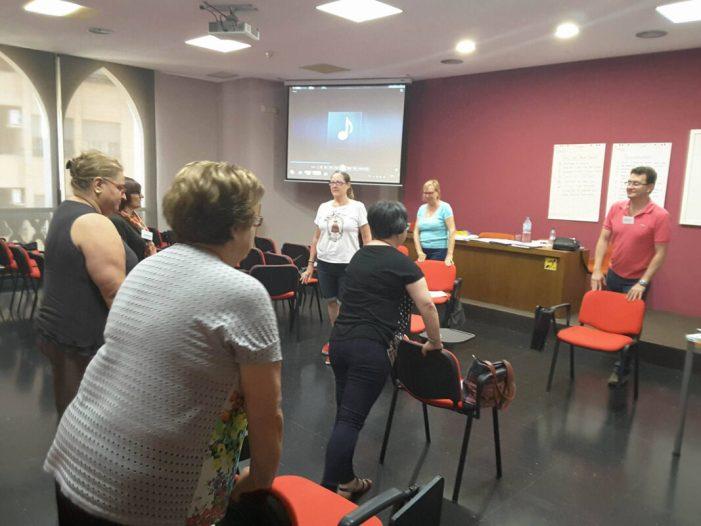 El programa Pacient Actiu se inaugura en Almussafes