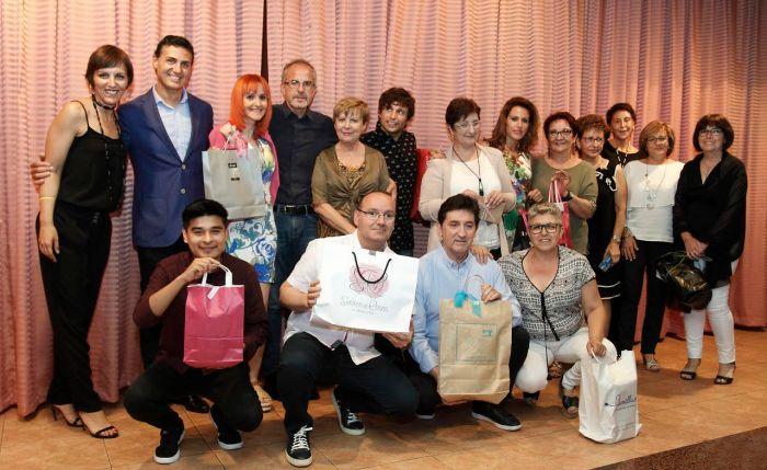 Primera gala del comercio ACEB en Benifaió