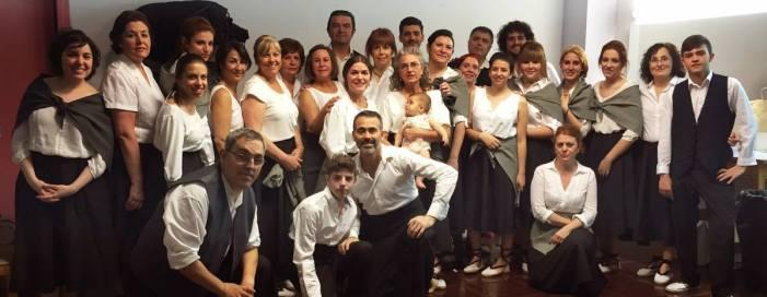 """L'Aula de Teatre d'Alberic estrena """"Que es besen!"""""""