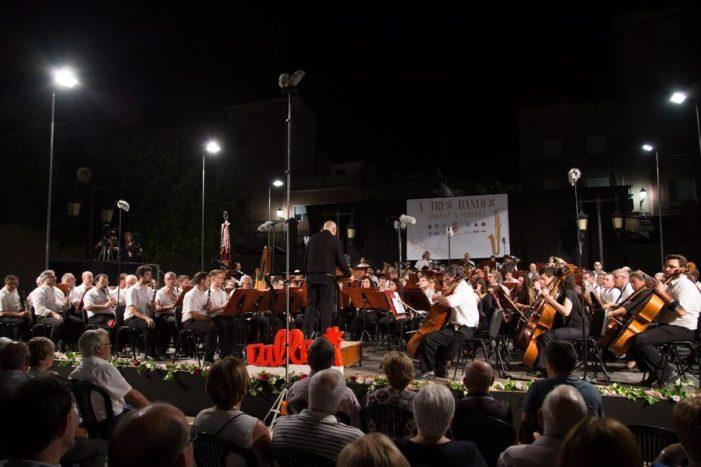 Tres de les millors bandes del món protagonitzen un concert històric a Cullera