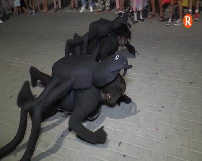 Castelló celebra el concurs de disfresses en el marc de les seues festes