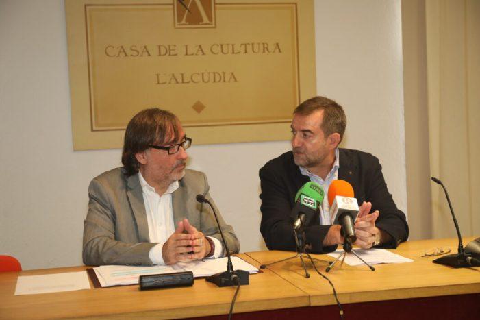 Els alcaldes de Guadassuar i l'Alcúdia mostren voluntat política per acabar amb el contenciós del polígon industrial de la Garrofera