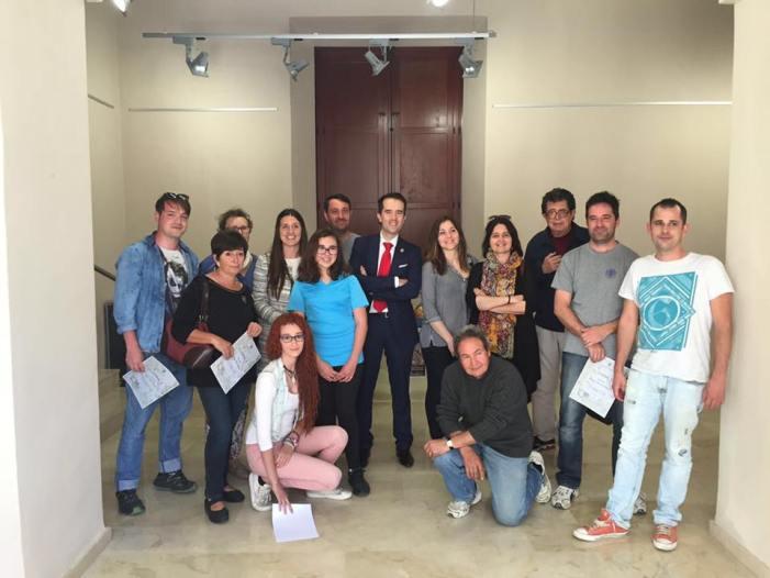 Alberic reparteix 1.500 euros en el seu II Concurs de Pintura Ràpida a l'Aire Lliure