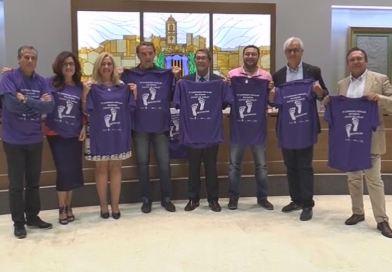 Carlet presenta la IV Caminada Popular Solidària contra el Càncer