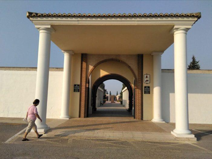 L'Ajuntament construeix 248 nínxols i finalitza la urbanització del cementeri d'Algemesí