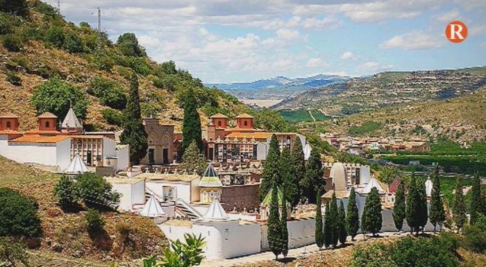 El cementeri de Sumacàrcer és el millor d'Espanya