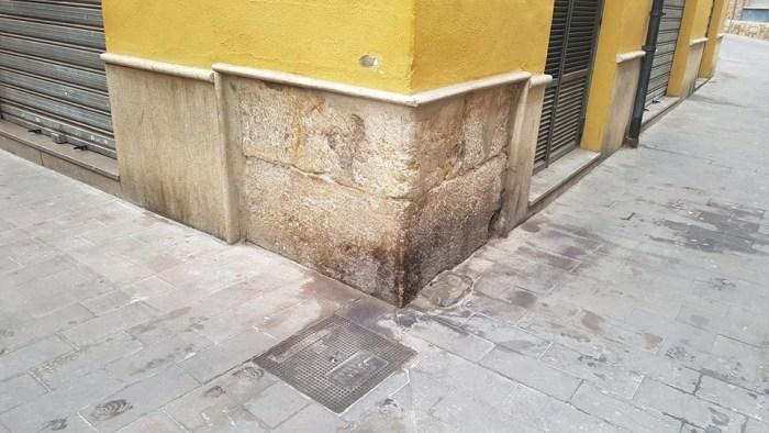 L'Ajuntament d'Alzira posa en marxa una campanya de neteja en els carrers per eliminar la brutea ocasionada pels orins de gos