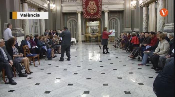 València homenatja els seus centenaris