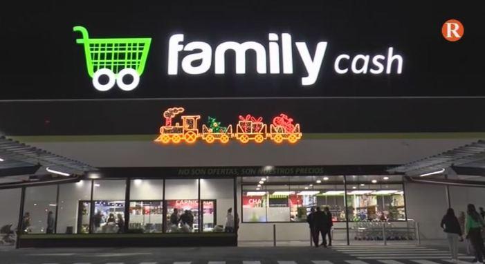 Family Cash obri les seues portes a Alzira
