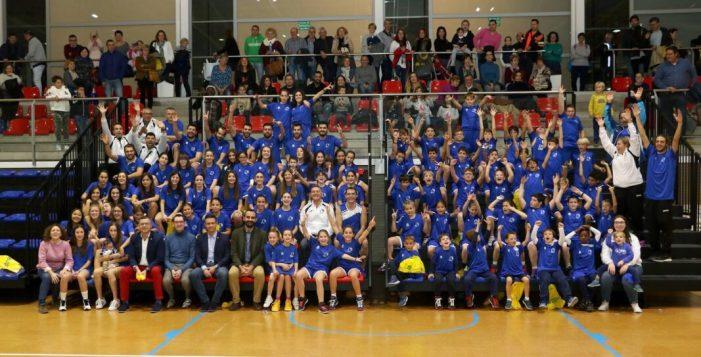 El Club de Bàsquet Almussafes aposta per la igualtat en la seua nova temporada