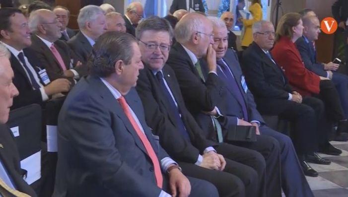 """Puig demana a Foment que els pressupostos de 2018 contemplen """"clarament"""" les obres pendents del Corredor Mediterrani"""