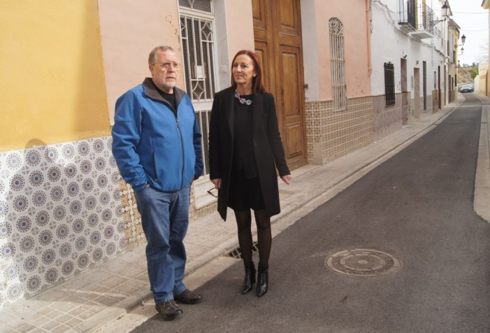 Real destina 225.000 euros de la Diputació a la reurbanització dels carrers del casc urbà del municipi