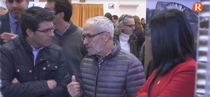 Felip Hernandis, Alcalde d'Albalat de la Ribera, reivindica un pont alternatiu