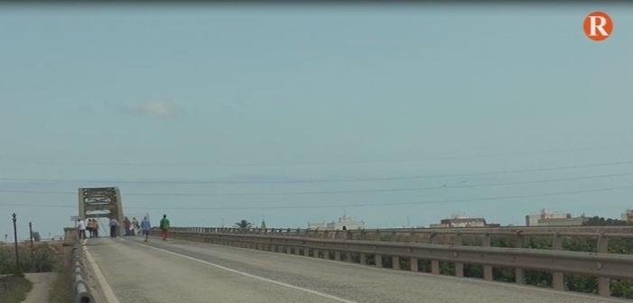 La Plataforma lamenta que el projecte de la Diputació no contemple ni la passarel·la ni  rampes d'accés al Pont de Ferro
