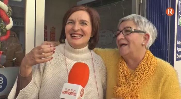 El segon premi de la Loteria de Nadal cau a Carlet