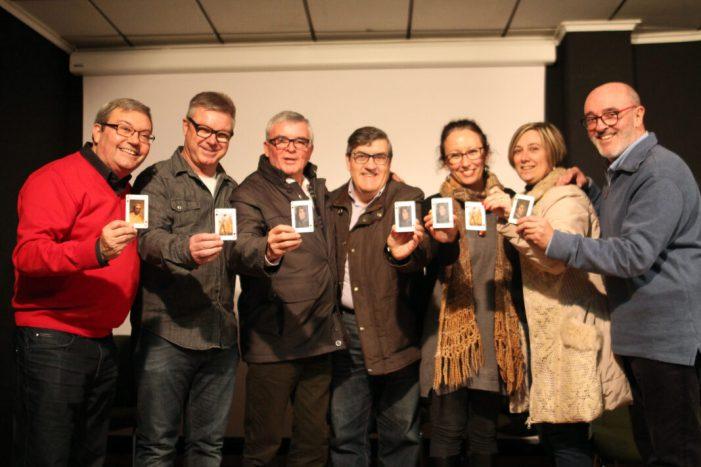 Sueca edita una baralla de cartes en homenatge a l'artista Conrado Meseguer