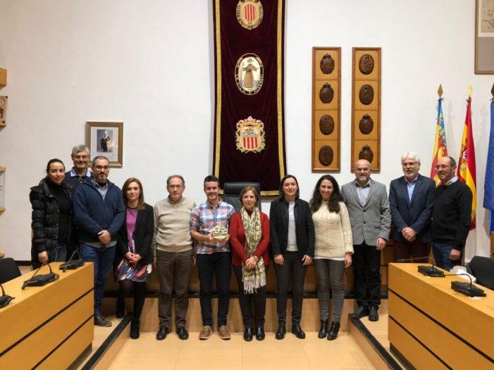 """David Pous aconsegueix el premi de ciències socials """"Vicent Castell Llàcer"""" que organitza l'Ajuntament d'Algemesí"""