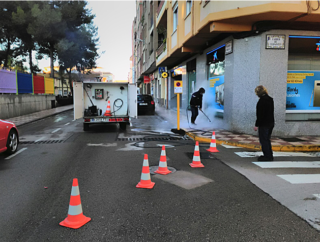 Almussafes posa a punt els seus carrers