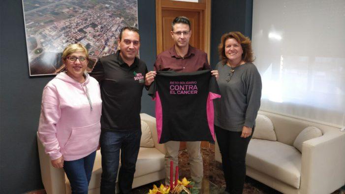 El Repte Solidari 2018 tindrà la meta a Almussafes