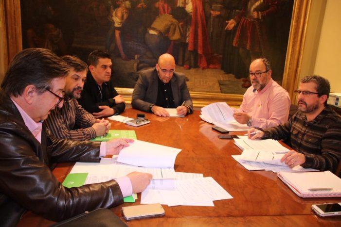 LA UNIÓ presenta als grups polítics del Senat les seues esmenes a la Llei de Sequera