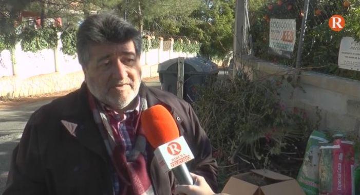Fernando Pascual ha criticat el comportament d'alguns residents de la zona El Respirall d'Alzira