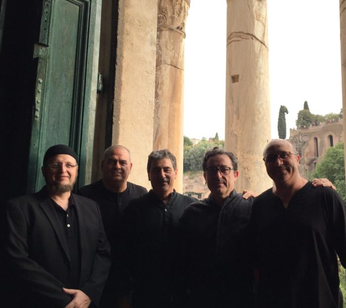 """Capella de Ministrers actua a Almussafes aquest dissabte amb el seu espectacle """"Mediterranevm"""""""