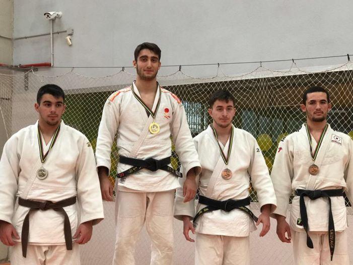 El alzireño Alberto Varela se ha proclamado campeón del Sector Este Sub 21 de Judo en la categoría de -73Kg
