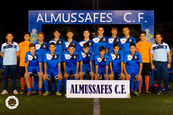 L'Almussafes Club de Futbol, continua amb una imparable temporada esportiva