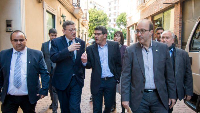 La Diputació participa en la creació d'un laboratori d'estudi dels Serveis Socials en La Ribera Alta
