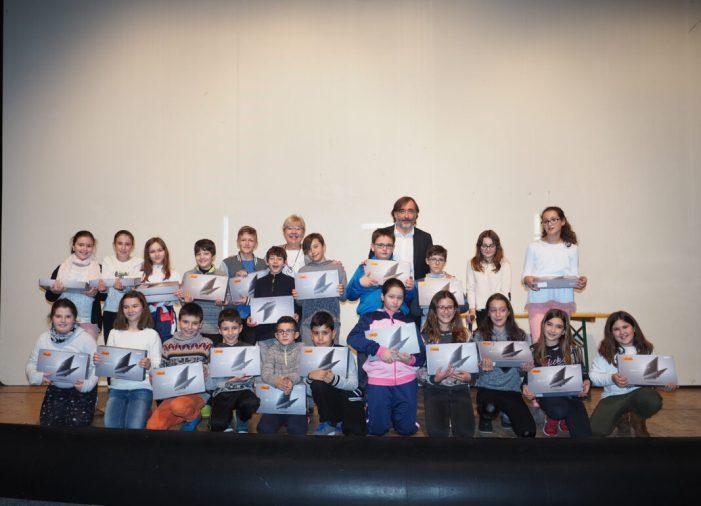 L'Alcúdia lliura ordinadors gratuïts a l'alumnat de cinqué de Primària