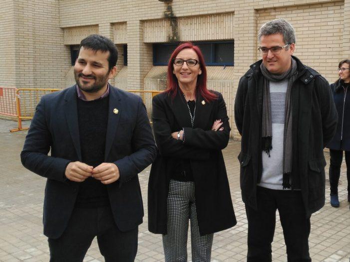 Maria Josep Amigó: «Per a la Diputació i per al Govern del Botànic l'educació sí que és una prioritat, no com abans»