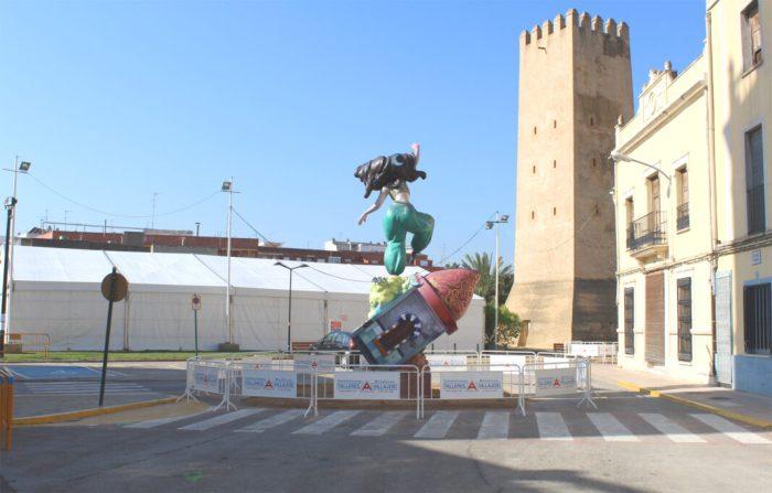 L'Ajuntament d'Almussafes publica el ban sobre els espectacles pirotècnics de falles