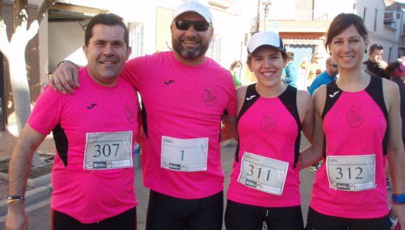 Alejandro Tormo i Sergio Juan s'imposen en la Mitja i Quarta Marató d'Alcàntera de Xúquer