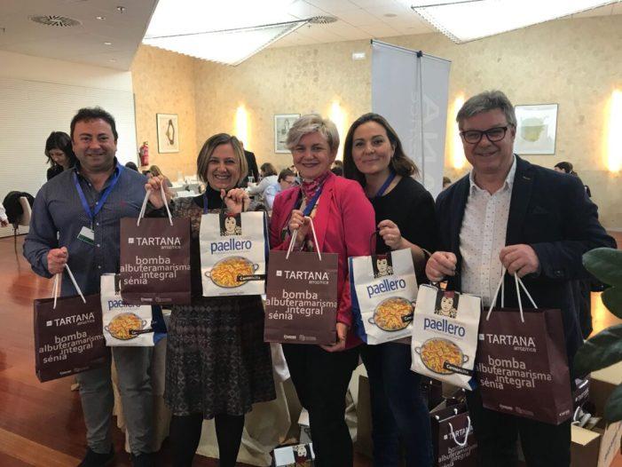 """El Concurs Internacional de Paella Valenciana de Suecadesembarca de nou en el restaurant de l'hemicicle coincidint amb la jornada de preestrena de la pel·lícula """"Paella Today"""""""