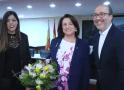 L'Ajuntament d'Alzira atorga la Insígnia de la Igualtat 2018 a María José Castillo