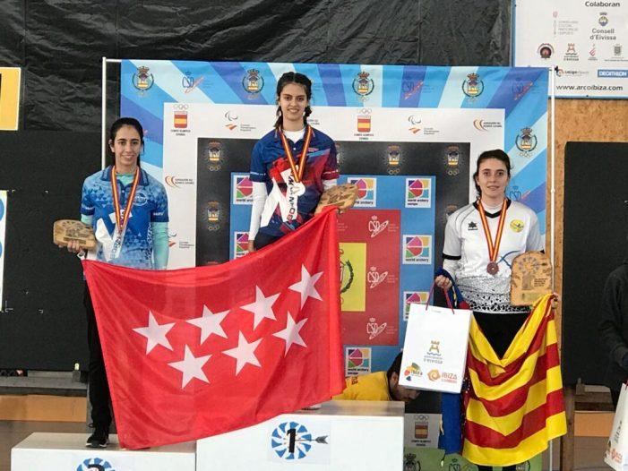 Les almussafenyes Nerea López i María Gómez aconsegueixen la plata en el Campionat d'Espanya Absolut de Tir amb Arc en Sala