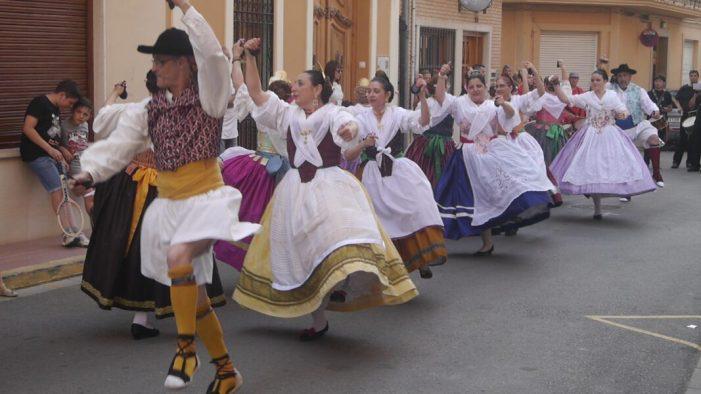 L'Àrea de Cultura porta la Trobada de Folklore a les comarques valencianes