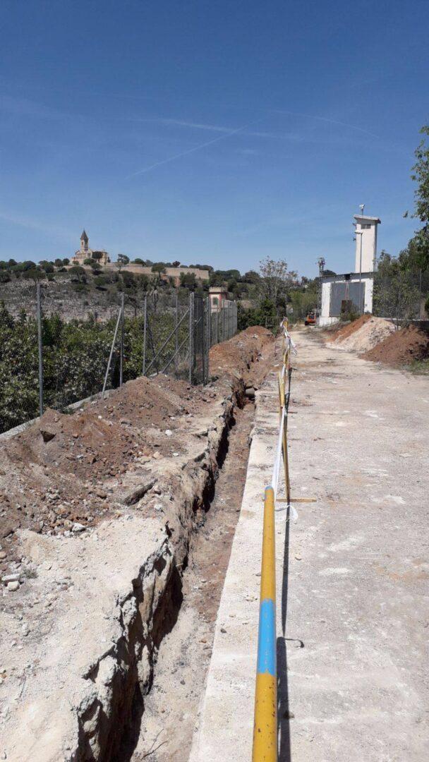 A partir del mes de juny de 2018, els veïns i veïnes de la urbanització El Racó tindran aigua potable de qualitat