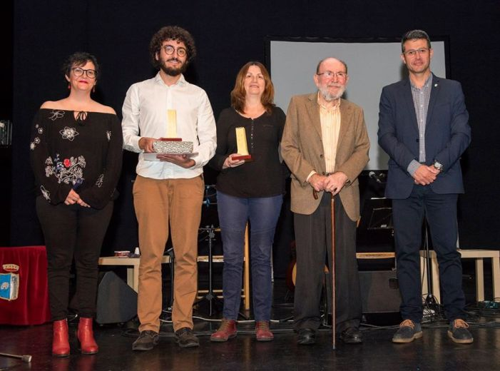 Ismael Sempere i Elies Barberà, guanyadors dels Premis de Poesia Marc Granell d'Almussafes