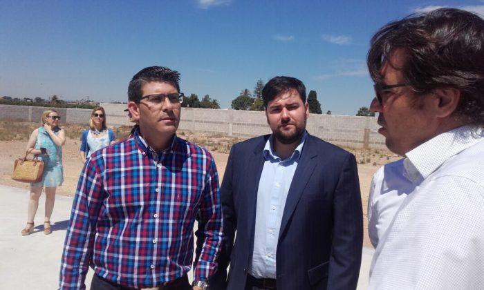 Rafelbunyol inicia la segona fase de renovació del poliesportiu amb ajuda de la Diputació