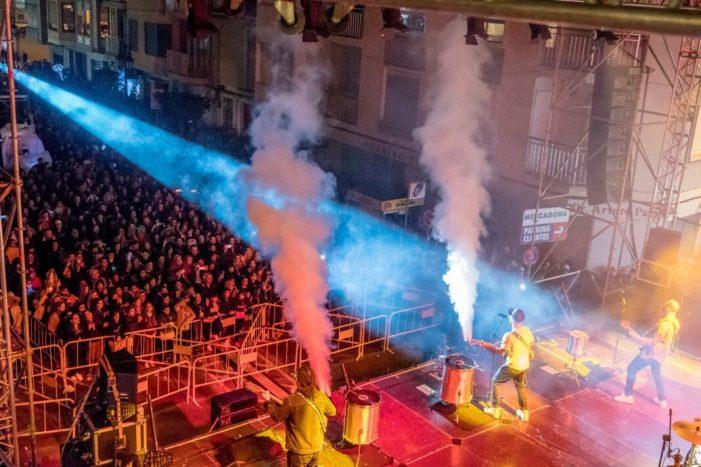 Cullera acaba les seues Festes Majors amb una participació propera a les 40.000 persones
