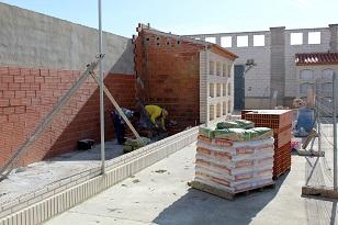 El Cementeri Municipal d'Almussafes inicia la construcció de 33 nous nínxols